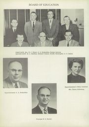Page 8, 1956 Edition, Oelwein High School - Ghost Yearbook (Oelwein, IA) online yearbook collection