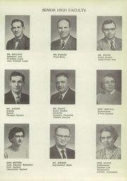 Page 9, 1956 Edition, Oelwein High School - Ghost Yearbook (Oelwein, IA) online yearbook collection