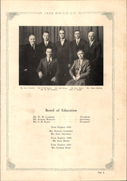 Page 15, 1928 Edition, Estherville High School - Ho Lo Co Yearbook (Estherville, IA) online yearbook collection