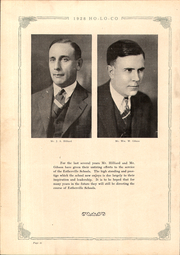 Page 16, 1928 Edition, Estherville High School - Ho Lo Co Yearbook (Estherville, IA) online yearbook collection