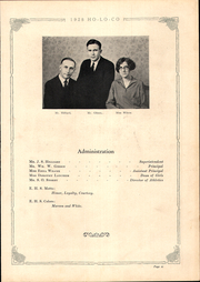 Page 17, 1928 Edition, Estherville High School - Ho Lo Co Yearbook (Estherville, IA) online yearbook collection