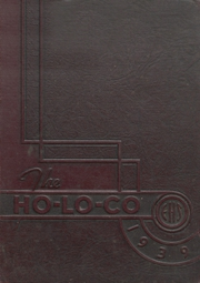 1939 Edition, Estherville High School - Ho Lo Co Yearbook (Estherville, IA)