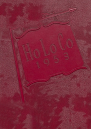 1953 Edition, Estherville High School - Ho Lo Co Yearbook (Estherville, IA)