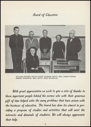 Page 10, 1953 Edition, Estherville High School - Ho Lo Co Yearbook (Estherville, IA) online yearbook collection