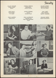 Page 13, 1953 Edition, Estherville High School - Ho Lo Co Yearbook (Estherville, IA) online yearbook collection