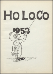 Page 5, 1953 Edition, Estherville High School - Ho Lo Co Yearbook (Estherville, IA) online yearbook collection