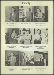 Page 12, 1954 Edition, Estherville High School - Ho Lo Co Yearbook (Estherville, IA) online yearbook collection