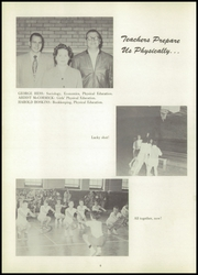 Page 10, 1955 Edition, Estherville High School - Ho Lo Co Yearbook (Estherville, IA) online yearbook collection