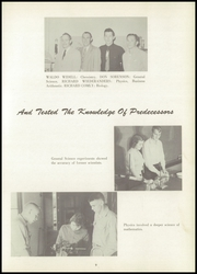 Page 13, 1955 Edition, Estherville High School - Ho Lo Co Yearbook (Estherville, IA) online yearbook collection