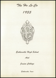 Page 5, 1955 Edition, Estherville High School - Ho Lo Co Yearbook (Estherville, IA) online yearbook collection