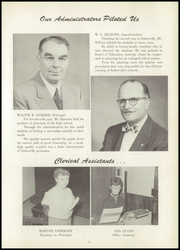 Page 9, 1955 Edition, Estherville High School - Ho Lo Co Yearbook (Estherville, IA) online yearbook collection