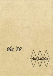 1959 Edition, Estherville High School - Ho Lo Co Yearbook (Estherville, IA)