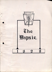Page 7, 1928 Edition, Independence High School - Wapsie Yearbook (Independence, IA) online yearbook collection