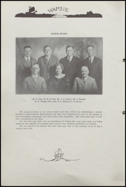 Page 12, 1929 Edition, Independence High School - Wapsie Yearbook (Independence, IA) online yearbook collection
