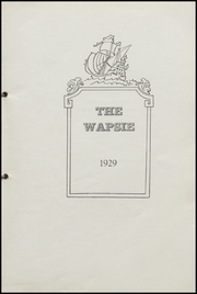 Page 7, 1929 Edition, Independence High School - Wapsie Yearbook (Independence, IA) online yearbook collection
