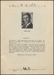Page 5, 1936 Edition, Independence High School - Wapsie Yearbook (Independence, IA) online yearbook collection