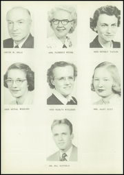 Page 12, 1952 Edition, Independence High School - Wapsie Yearbook (Independence, IA) online yearbook collection