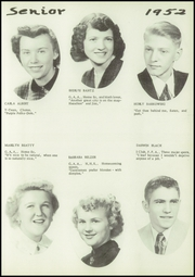 Page 17, 1952 Edition, Independence High School - Wapsie Yearbook (Independence, IA) online yearbook collection