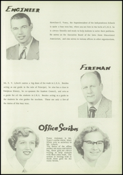 Page 9, 1952 Edition, Independence High School - Wapsie Yearbook (Independence, IA) online yearbook collection
