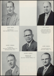 Page 11, 1955 Edition, Independence High School - Wapsie Yearbook (Independence, IA) online yearbook collection