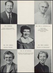 Page 12, 1955 Edition, Independence High School - Wapsie Yearbook (Independence, IA) online yearbook collection