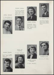 Page 16, 1955 Edition, Independence High School - Wapsie Yearbook (Independence, IA) online yearbook collection