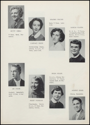 Page 17, 1955 Edition, Independence High School - Wapsie Yearbook (Independence, IA) online yearbook collection