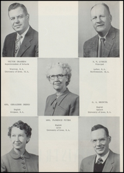 Page 8, 1955 Edition, Independence High School - Wapsie Yearbook (Independence, IA) online yearbook collection