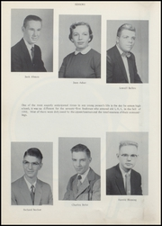 Page 12, 1956 Edition, Independence High School - Wapsie Yearbook (Independence, IA) online yearbook collection