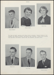 Page 13, 1956 Edition, Independence High School - Wapsie Yearbook (Independence, IA) online yearbook collection