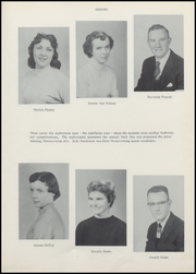 Page 15, 1956 Edition, Independence High School - Wapsie Yearbook (Independence, IA) online yearbook collection