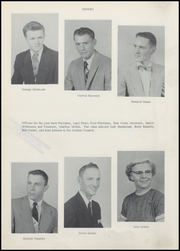 Page 16, 1956 Edition, Independence High School - Wapsie Yearbook (Independence, IA) online yearbook collection