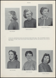 Page 17, 1956 Edition, Independence High School - Wapsie Yearbook (Independence, IA) online yearbook collection