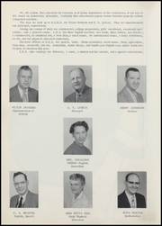 Page 8, 1956 Edition, Independence High School - Wapsie Yearbook (Independence, IA) online yearbook collection