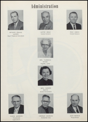 Page 9, 1956 Edition, Independence High School - Wapsie Yearbook (Independence, IA) online yearbook collection