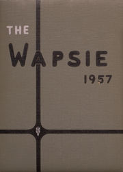 1957 Edition, Independence High School - Wapsie Yearbook (Independence, IA)