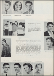 Page 13, 1957 Edition, Independence High School - Wapsie Yearbook (Independence, IA) online yearbook collection