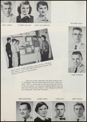 Page 14, 1957 Edition, Independence High School - Wapsie Yearbook (Independence, IA) online yearbook collection
