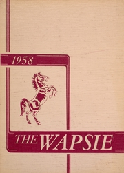 1958 Edition, Independence High School - Wapsie Yearbook (Independence, IA)