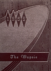 1959 Edition, Independence High School - Wapsie Yearbook (Independence, IA)