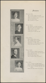 Page 12, 1912 Edition, Grinnell High School - Grinnellian Yearbook (Grinnell, IA) online yearbook collection