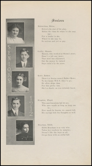 Page 13, 1912 Edition, Grinnell High School - Grinnellian Yearbook (Grinnell, IA) online yearbook collection