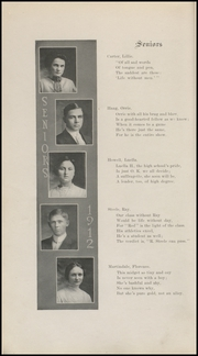 Page 14, 1912 Edition, Grinnell High School - Grinnellian Yearbook (Grinnell, IA) online yearbook collection
