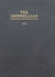Page 1, 1913 Edition, Grinnell High School - Grinnellian Yearbook (Grinnell, IA) online yearbook collection