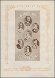 Page 12, 1913 Edition, Grinnell High School - Grinnellian Yearbook (Grinnell, IA) online yearbook collection