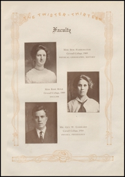 Page 17, 1913 Edition, Grinnell High School - Grinnellian Yearbook (Grinnell, IA) online yearbook collection