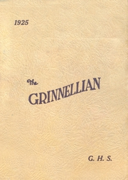 Grinnell High School - Grinnellian Yearbook (Grinnell, IA) online yearbook collection, 1925 Edition, Page 1