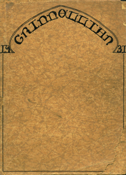 Page 1, 1931 Edition, Grinnell High School - Grinnellian Yearbook (Grinnell, IA) online yearbook collection