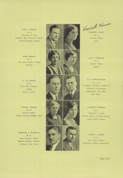 Page 15, 1931 Edition, Grinnell High School - Grinnellian Yearbook (Grinnell, IA) online yearbook collection