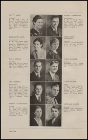 Page 12, 1934 Edition, Grinnell High School - Grinnellian Yearbook (Grinnell, IA) online yearbook collection